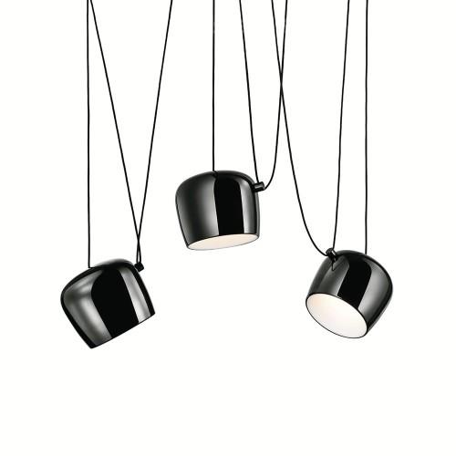 Lampa Wisząca Eye 3 Aluminium