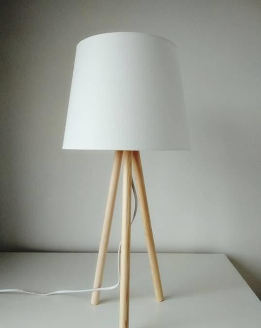 lampa podłogowa Tripod